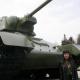 Т-34. Танку в музее тесно