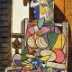 Пикассо и его «Фьючерс в интерьере»