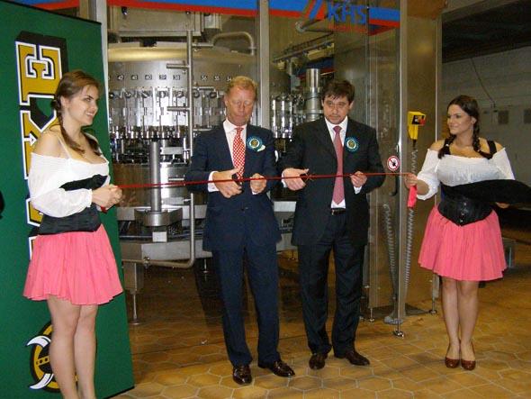 Московская пивоваренная компания в Мытищах