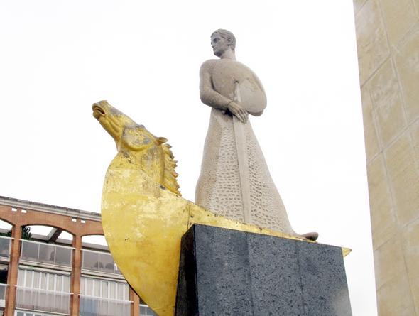Король Хайме I в Салоу