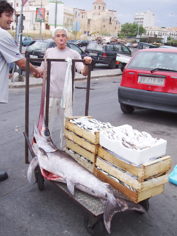 Рыбный день в Палермо2