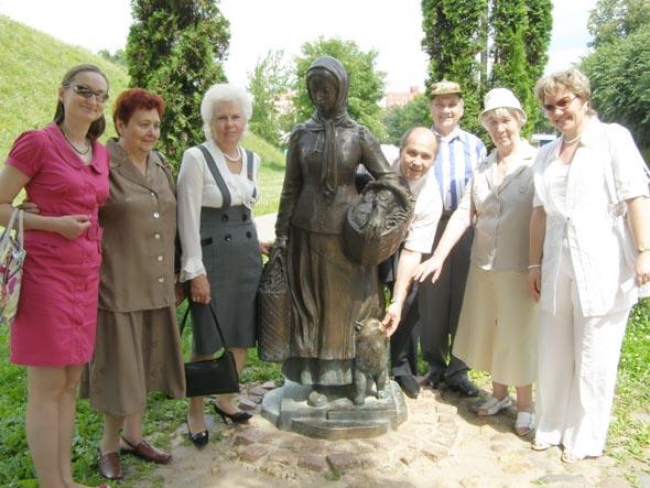 С мытищинской делегацией – в Дмитрове
