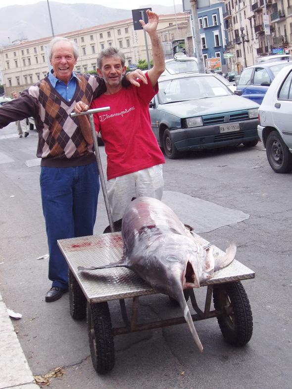 Рыбный день в Палермо4