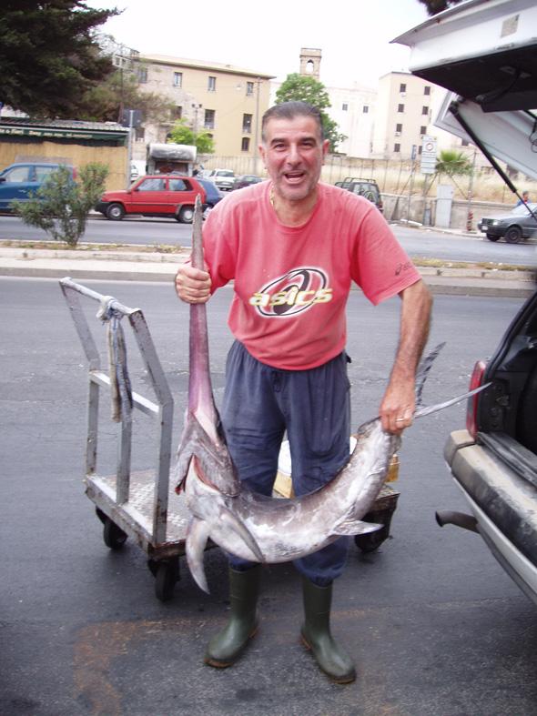 Рыбный день в Палермо5