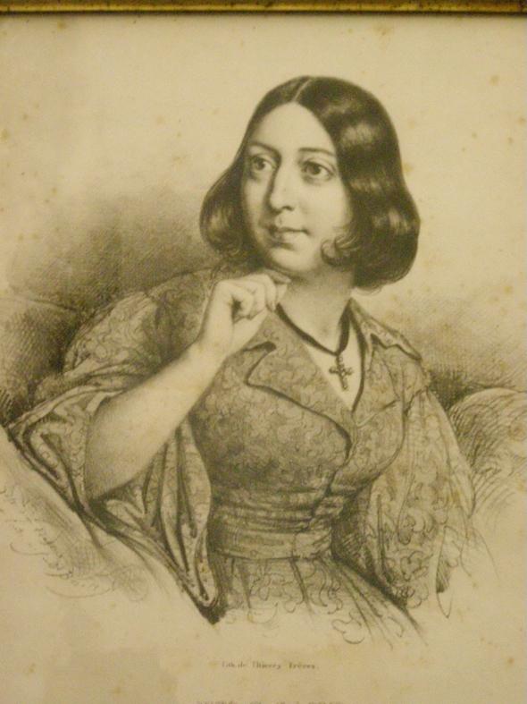 Один из портретов Авроры