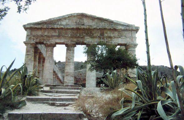 Греческая классика в Седжесте