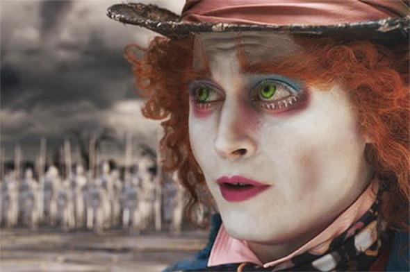 Алиса в стране чудес 4