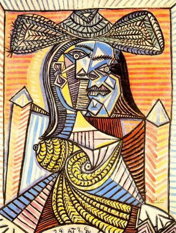 Пикассо 4