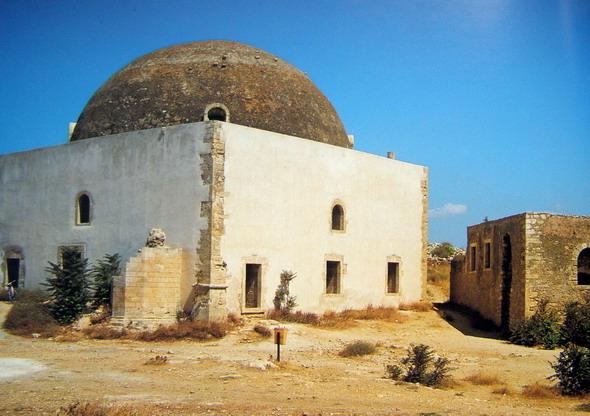 Ретимно Мечеть Ибрагим-хана