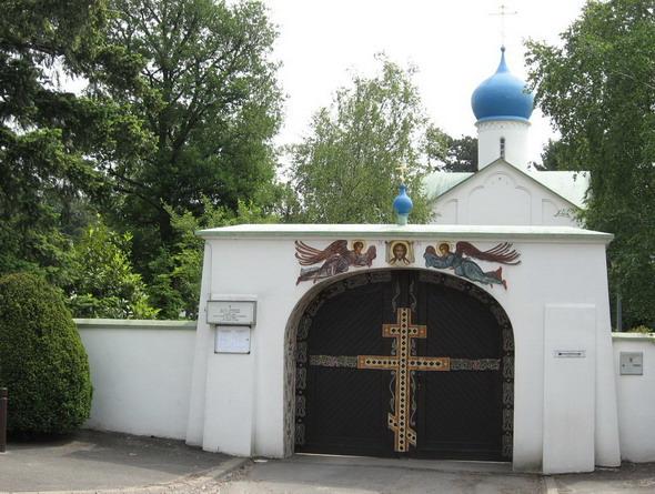 Церковь Бенуа