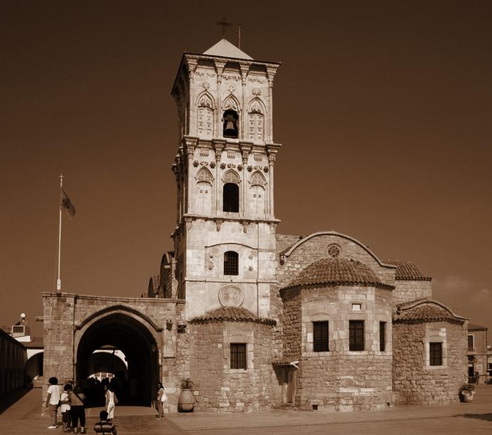 церковь лазаря