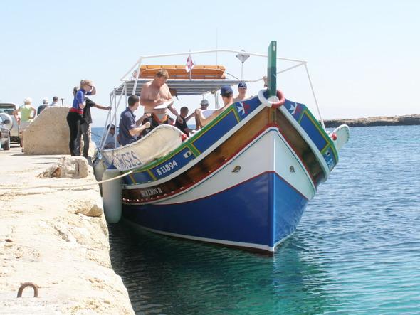 Традиц. лодка