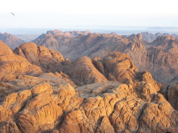 Чем не марсианский пейзаж?