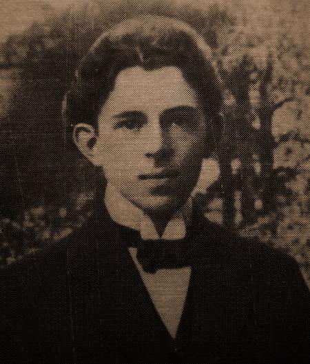 О.Э. Мандельштам в 1910-м