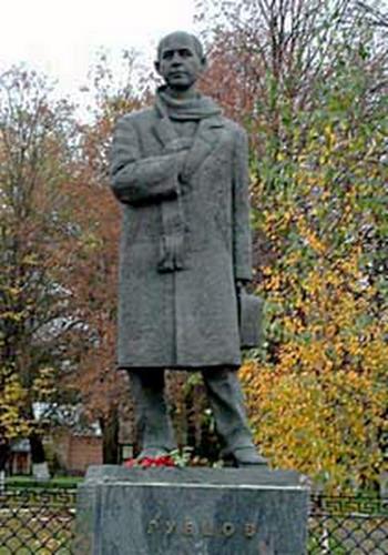 Рубцов-памятник