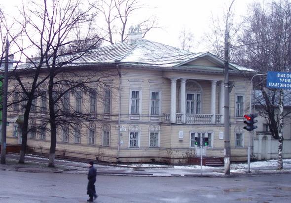 Дом Батюшкова в Вологде