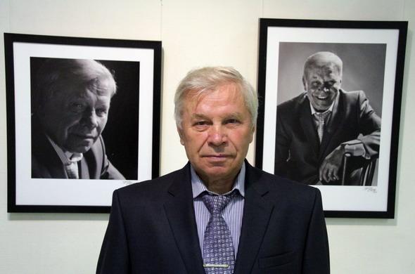 Тренер и его портреты