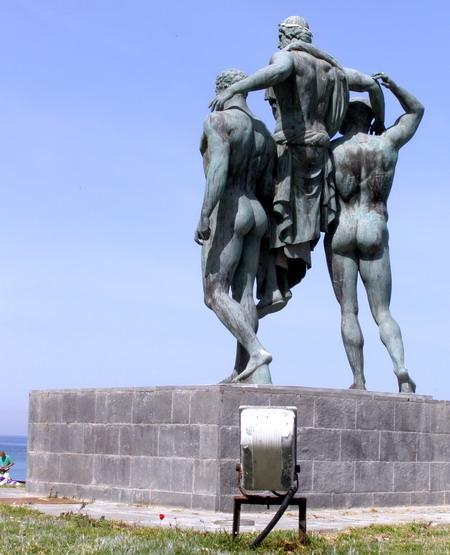 Родос-2008. Знаменитые одимпионики - Диагор и его сыновья