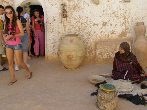 Тунис-2009
