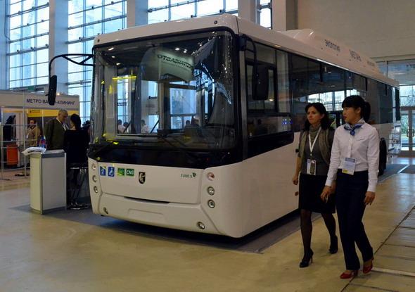 Автобус на метане-Т