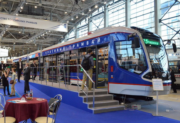 Трамвай-конкурент-Т
