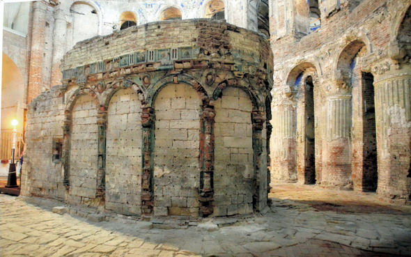 Развалины Кувуклии
